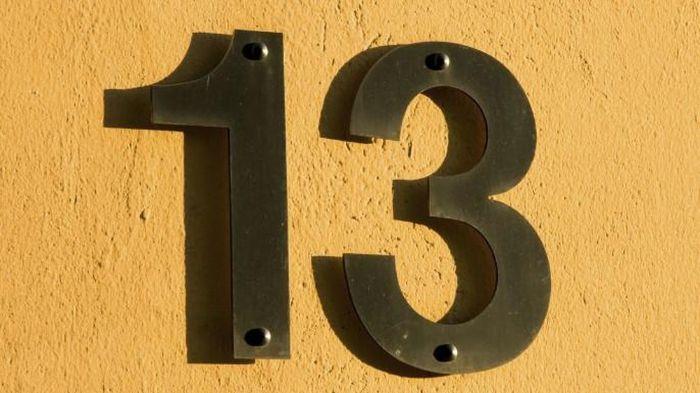 Số 13 được nhiều quốc gia kiêng kỵ đặc biệt là ở Phương Tây